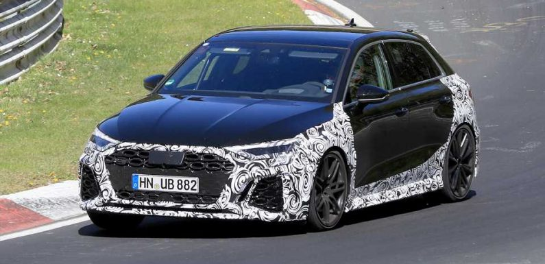 New 2021 Audi RS 3 to get 400bhp+