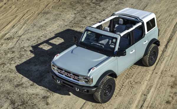 2021 Ford Bronco launch delayed due to Covid issues at suppliers – debut expected in summer next year – paultan.org