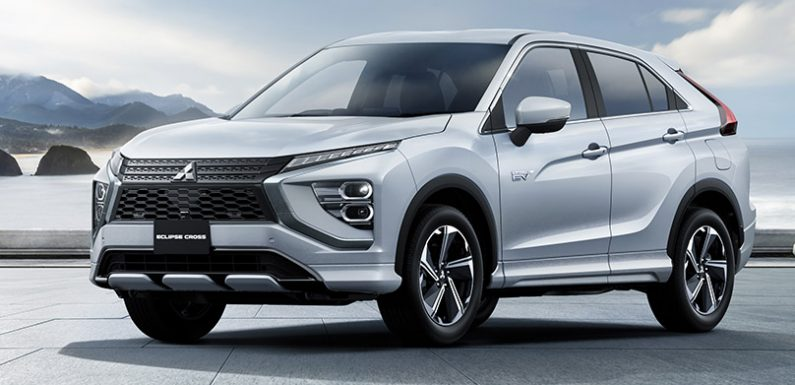 Mitsubishi Eclipse Cross facelift launched in Japan – petrol and PHEV variants available; priced from RM99k – paultan.org