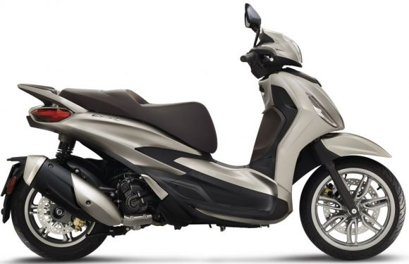 2021 Piaggio Beverly – suburban scooter elegance – paultan.org