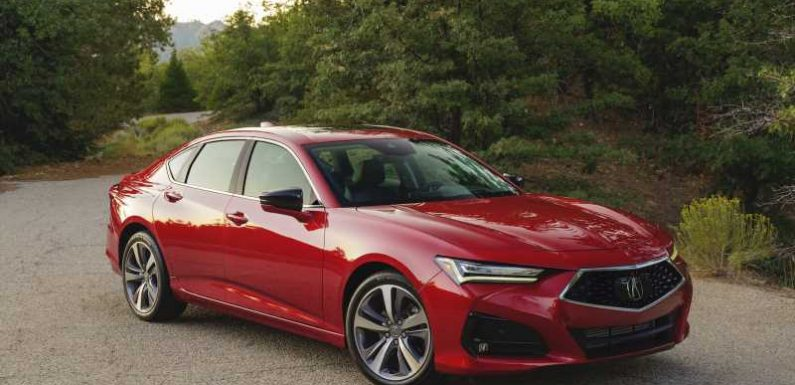 Acura TLX earns top safety rating, Genesis GV80 nominated, Apple car planned: What's New @ The Car Connection