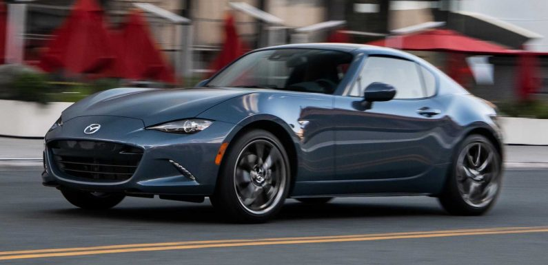 2021 Mazda MX-5 Miata Gets New Body Color, White Leather, Better Tech