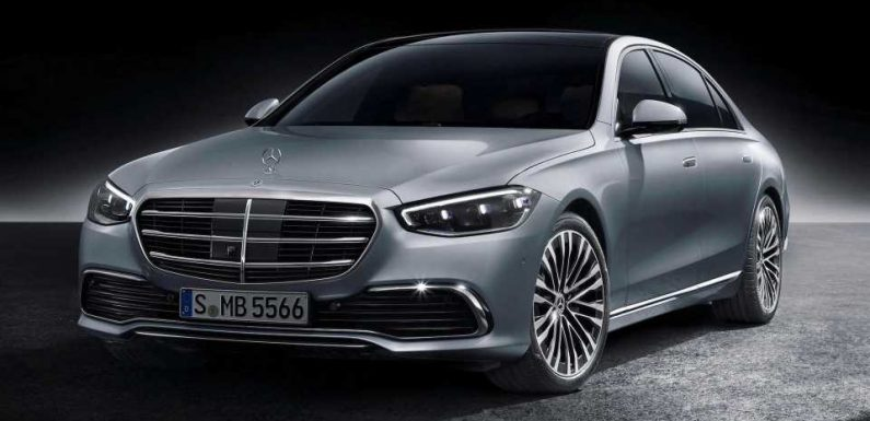 2021 Mercedes-Benz S-Class US Pricing Starts At $109,800