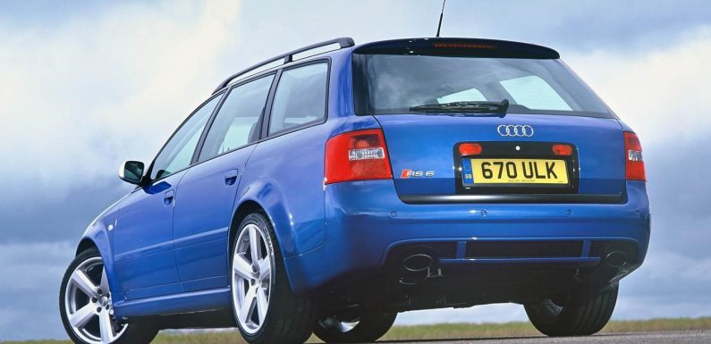 Audi RS6 (C5)   PH Used Buying Guide