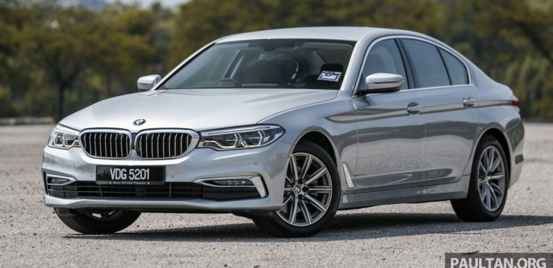 BMW Engage now includes Premium Selection models – paultan.org