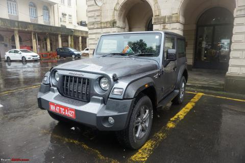 Mahindra might drop side-facing rear seat option from Thar