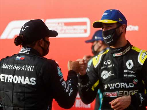 'Fortunately Hamilton's already tied up title' | F1 News by PlanetF1