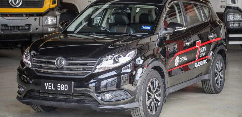 GALLERY: DFSK Glory 580 1.5T now in Malaysia – 7-seat SUV by Dongfeng, CBU Indonesia, RM89,470 OTR – paultan.org