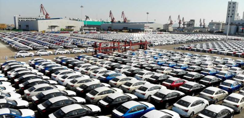 Auto Sales in China Are Recovering Faster Than Suppliers Can Build Components