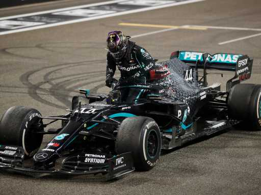 Lewis Hamilton's seventh title 'confirmation of self-belief' | F1 News by PlanetF1