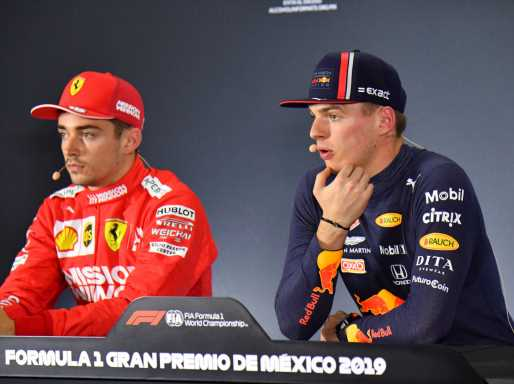 Max Verstappen: I don't care what Leclerc says   F1 News by PlanetF1