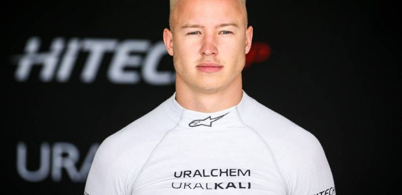 Nikita Mazepin sorry for posting offensive video   Planet F1