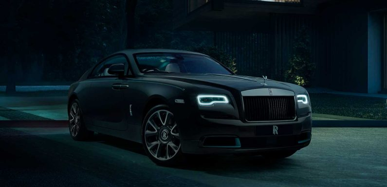 Clue revealed for Rolls-Royce Wraith Kryptos riddle