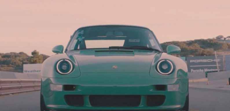 Gunther Werks 993 sets air-cooled lap record