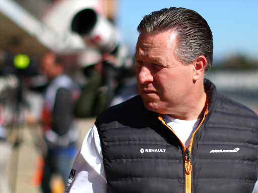 Brown explains McLaren's lack of young drivers   F1 News by PlanetF1