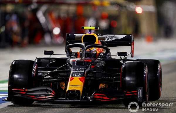 Albon facing 'a year on the bench' if he loses Red Bull seat