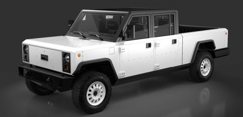 Bollinger Reveals The Design Of The Production-Spec B1 SUV And B2 Pickup