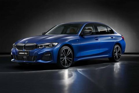 BMW 3 Series Gran Limousine to be launched on January 21