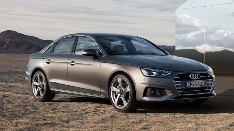 Audi A4 facelift to be launched on January 5, 2021