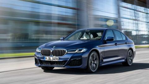 BMW 5 Series & 6 Series GT facelift launch in 2021