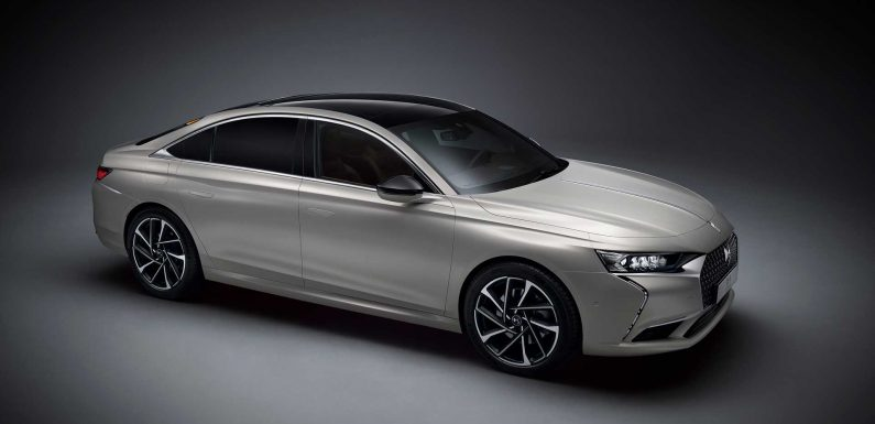 Range-Topping DS 9 Costs More Than Equivalent BMW 5 Series In Europe