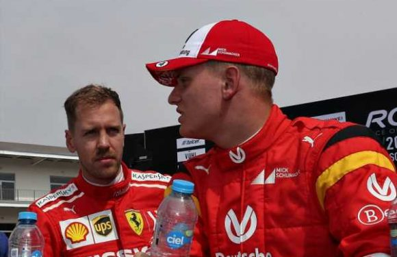 Vettel: Mick Schumacher has to 'find his own path' in F1