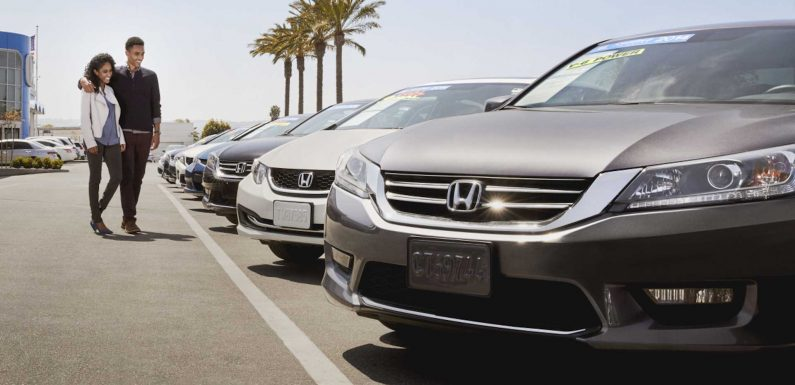 Honda Makes Buying Used Easier With New Pre-Owned Program