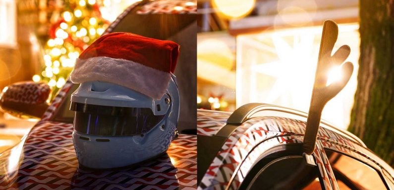 Hyundai Kona N Teased In A Very Festive Way