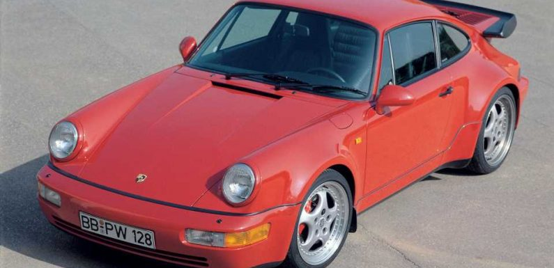 The 1994 Porsche 911 Turbo 3.6 Was America's Last Chance at a Blown 964