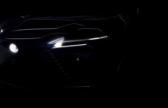 Lexus Teases Electric Concept To Preview New Design Direction