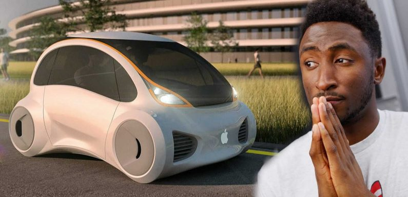 Marques Brownlee Presents A 2021 Wishlist For All EV Manufacturers