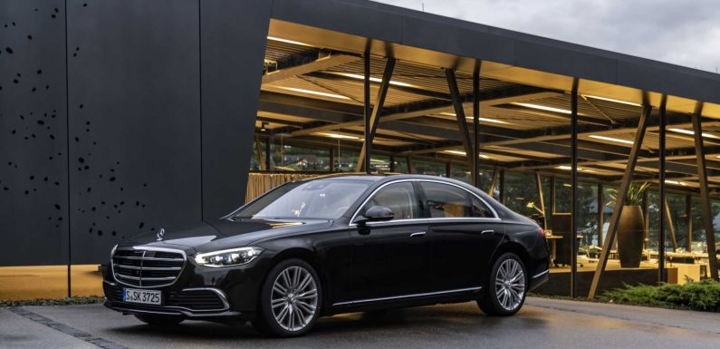 The 2021 Mercedes-Benz S-Class Starts at $110,850