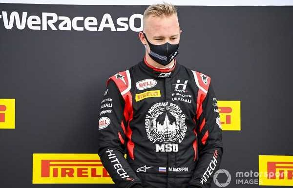 Haas retains Mazepin in 2021 F1 line-up after conduct probe