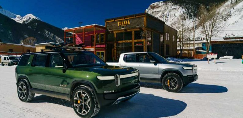 Almost 90 Percent Of Future Rivian Owners Will Replace An ICE Vehicle
