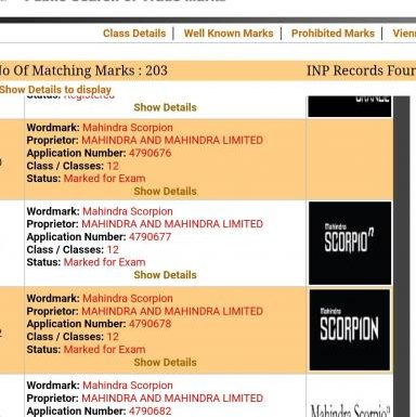 Mahindra applies for ScorpioN trademark in India