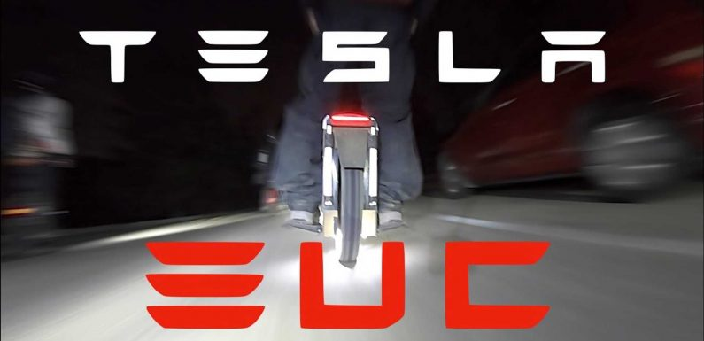 Thought Tesla Cybetruck Fever Was Dead? Think Again And Meet The Cyberwheel