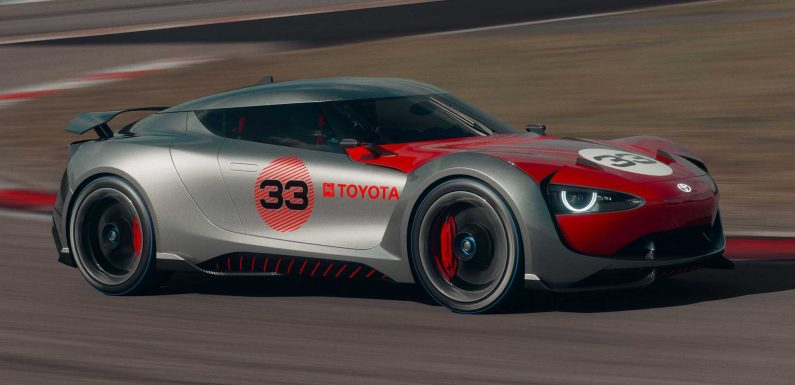 Toyota 2000GT Hommage Rendering Pays Proper Tribute To A Classic