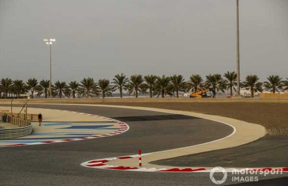 Live: Follow Sakhir GP practice as it happens