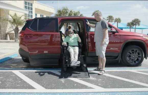 BraunAbility Launches Chevy Traverse SUV For Wheelchair Users