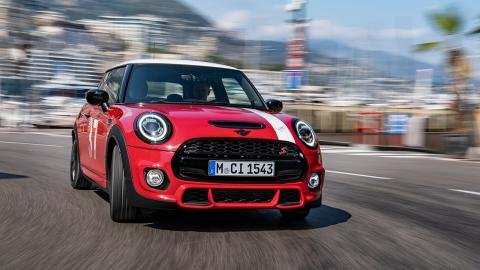 Mini Paddy Hopkirk Edition launched in India at Rs. 41.7 lakh
