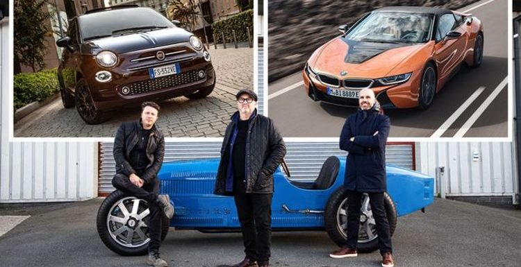 Top Gear rivals Three Men Four Wheels pick their classic cars of the future