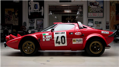 Jay Leno Proves That the Lancia Stratos HF Is Italy's Greatest Hit