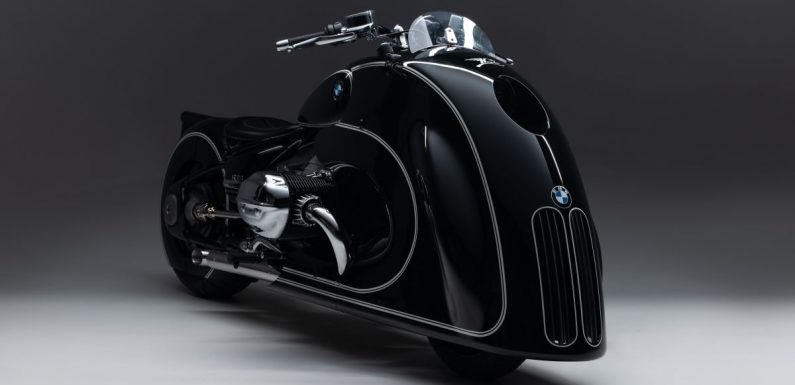 BMW Motorrad R18 Kingston Custom Spirit of Passion – paultan.org