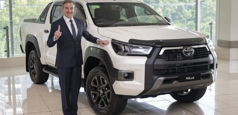 Toyota sold 204,801 cars in Australia in 2020 – 22.3% market share, market leader for 18 consecutive years – paultan.org