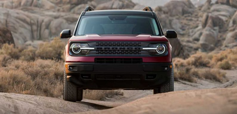 Tested: 2021 Ford Bronco Sport Outer Banks Three-Cylinder