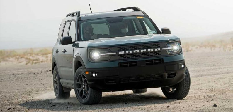 Take an Extended Test Drive of the Ford Bronco Sport on Turo