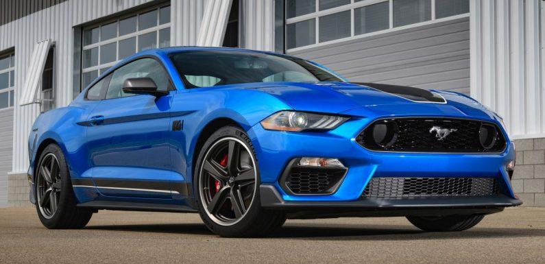 Ford Mustang position still secure despite SUV boom – paultan.org