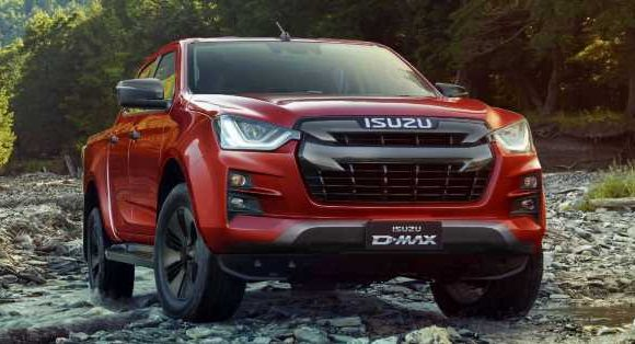 2021 Isuzu D-Max is the first pick-up truck to achieve five stars in the latest Euro NCAP crash safety test – paultan.org