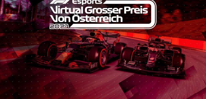 F1 Virtual Grand Prix Series Will Return for 2021