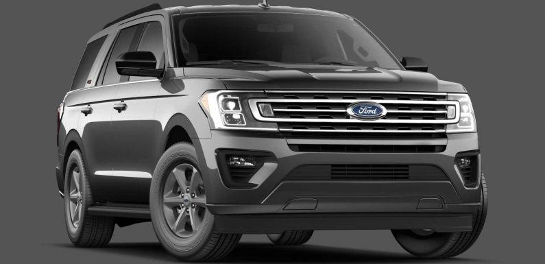 2021 Ford Expedition Now Offers Two-Row Base Model Under $50,000